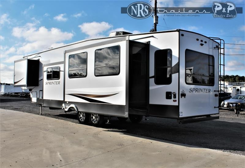 2021 Keystone RV Sprinter 3570LFT 39 ' Fifth Wheel Campers RV
