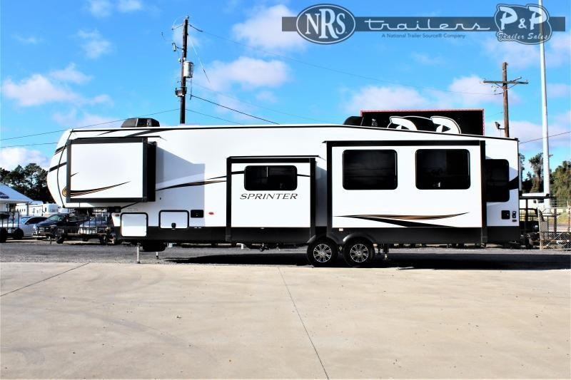 2021 Keystone RV Sprinter 3570LFT 39 ' Fifth Wheel Campers RV