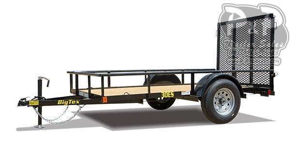 2020 Big Tex Trailers 30ES-08 Utility Trailer
