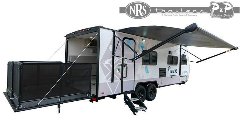 2022 Forest River IBEX 19QTH 24 ' Toy Hauler RV