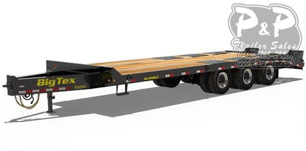 2021 Big Tex Trailers 5XPH-245 Equipment Trailer