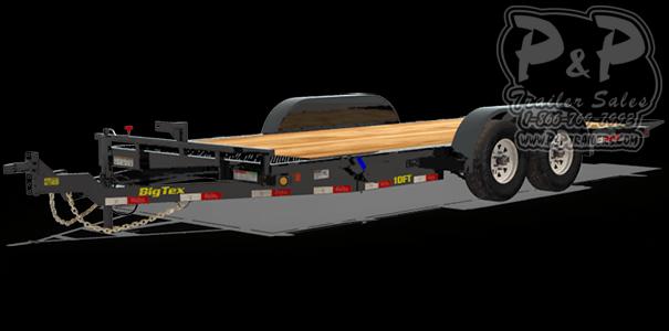 2021 Big Tex Trailers 10FT-20 Car / Racing Trailer