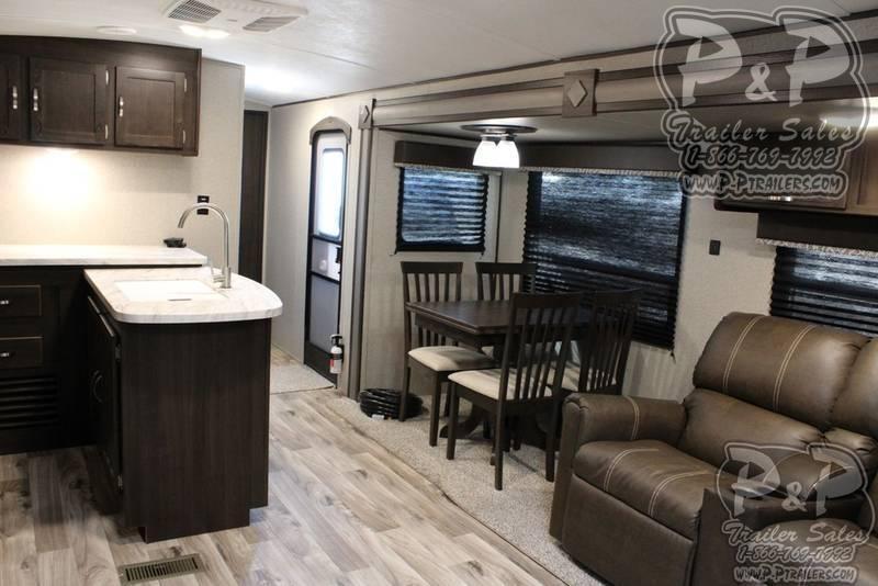 2019 Keystone Springdale 333RE 37.25 ft Travel Trailer RV