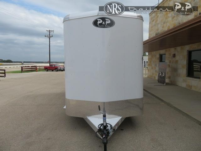 2021 P and P 64170S-3SL-BP-E 3 Horse Slant Load Trailer