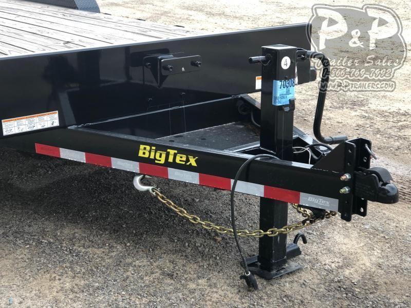 2021 Big Tex Trailers 16ET 19+3 Equipment Trailer