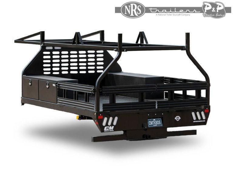 CM CB Contractor Body Truck Bed