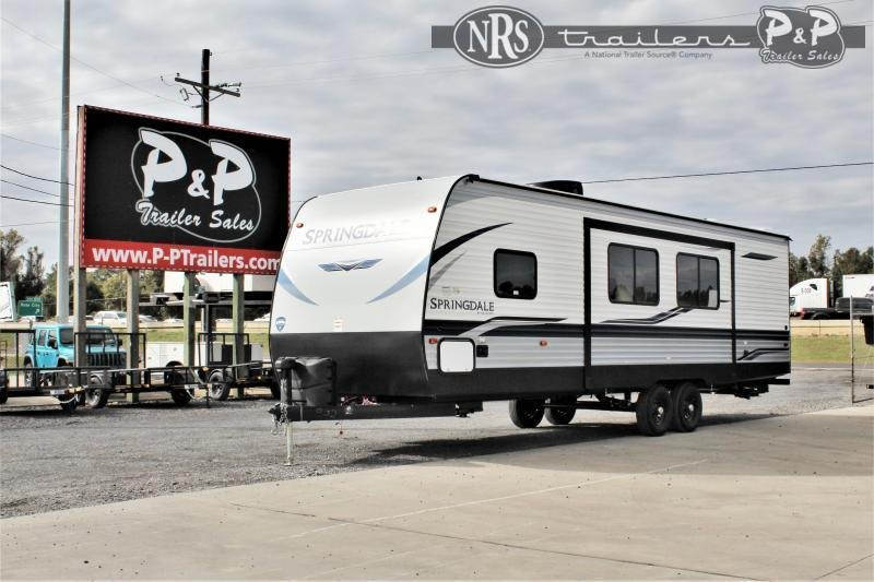 2021 Keystone RV Springdale 274RB 31 ' Travel Trailer RV