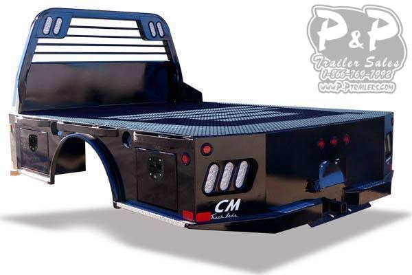 CM SK Steel Skirted 94x94x60 Truck Bed