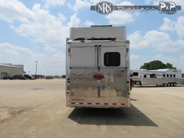 2017 Sundowner Trailers Circuit Series 4 Horse Slant Load Trailer 27 FT LQ w/ Slideouts