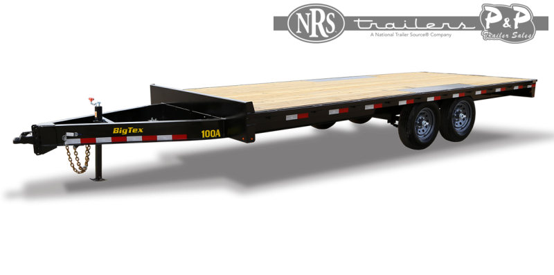 2021 Big Tex Trailers 10OA 20 Equipment Trailer