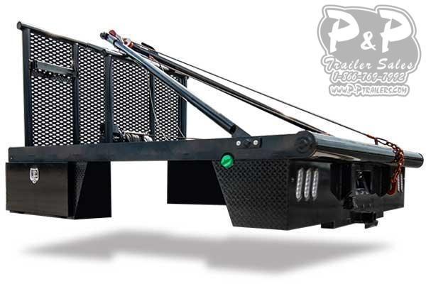 CM GP Steel Gin Pole Truck Bed