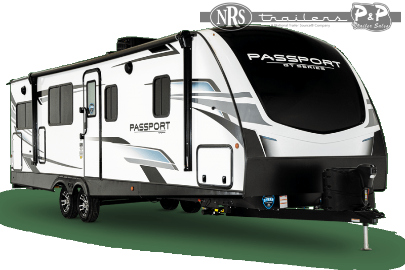 2022 Keystone RV Passport GT 3401QD 38 ' Travel Trailer RV