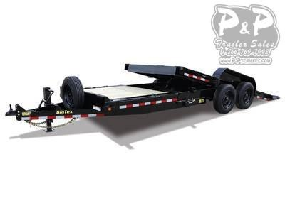 2021 Big Tex Trailers 16TL 20 Equipment Trailer