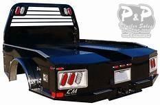 CM ER Steel Skirted Hauler Body 8'6/97/58/42 Truck Bed