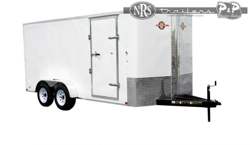 2021 Carry-On 6X14CGBN7K Enclosed Cargo Trailer