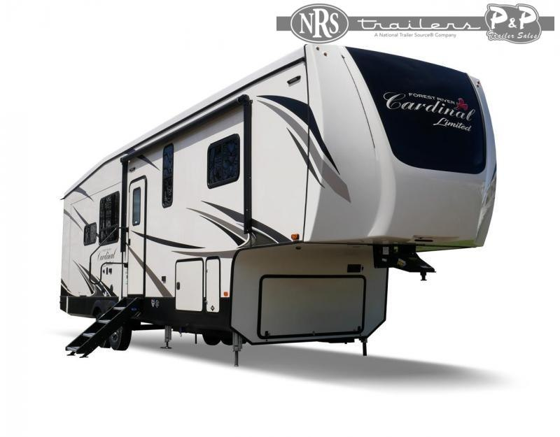 """2021 Forest River Cardinal Limited 3830BHLE 510 """" Fifth Wheel Campers RV"""