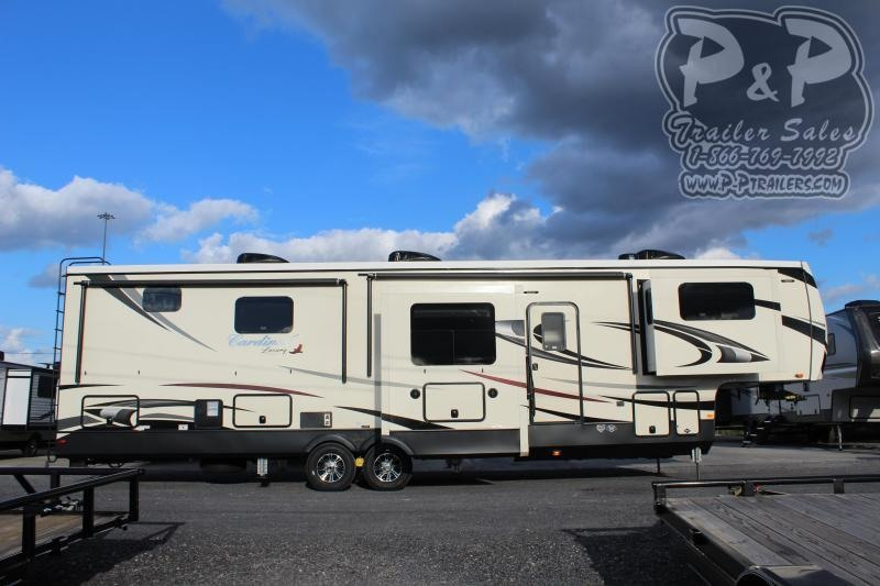 2020 Forest River Cardinal 370FLX 41.60 ft Fifth Wheel Campers RV