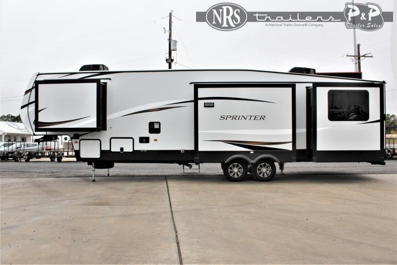 2021 Keystone RV Sprinter Limited 3530DEN 39 ' Fifth Wheel Campers RV