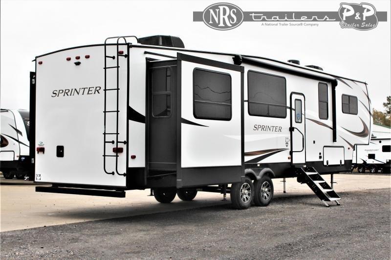 2021 Keystone RV Sprinter Limited 3530DEN 39 ' Fifth Wheel Campers RV