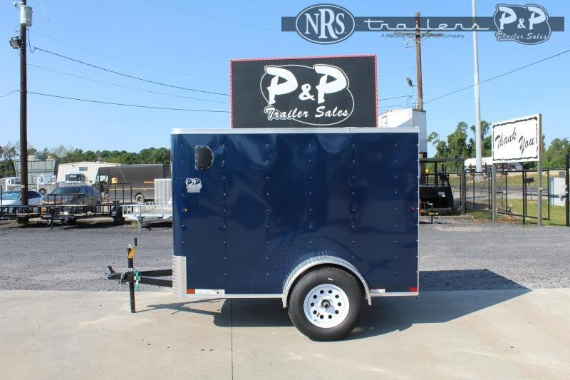 2022 Carry-On 5X8CG 8 ' Enclosed Cargo Trailer