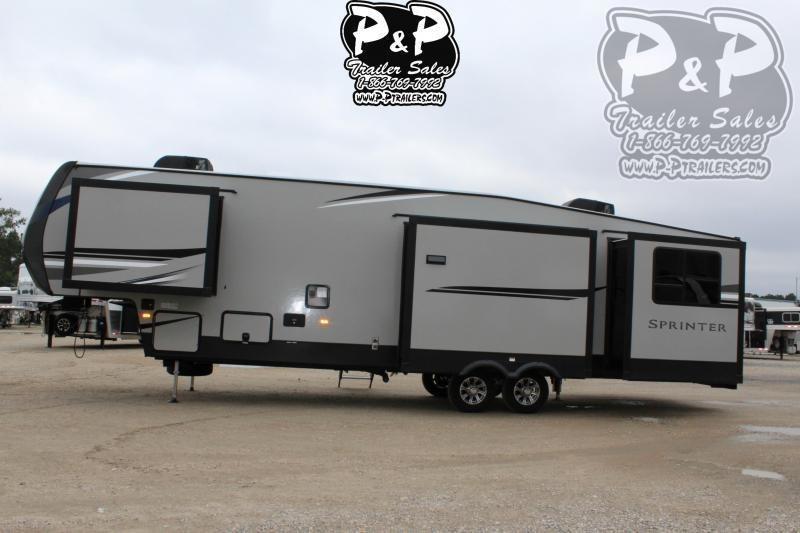 2021 Keystone RV Sprinter Limited 3531FWDEN Fifth Wheel Campers RV