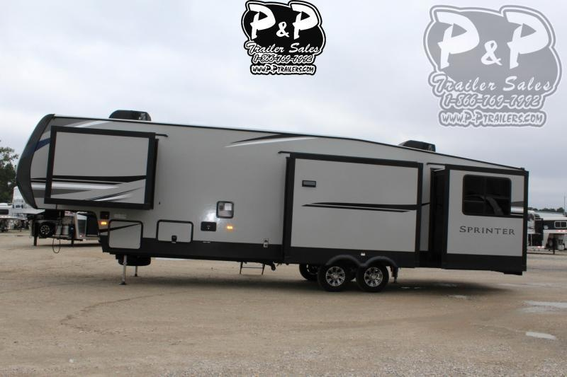 2021 Keystone RV Sprinter Limited 3531FWDEN Fifth Wheel Campers RV