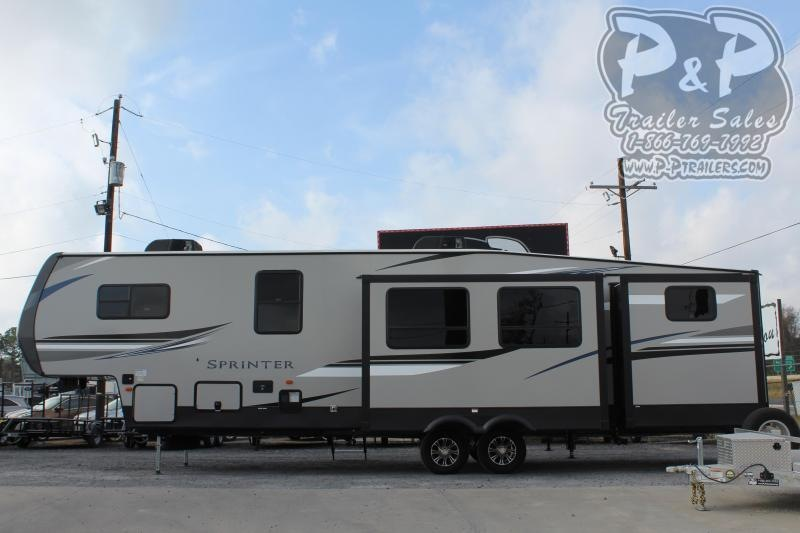 2021 Keystone RV Sprinter Limited 3620FWLBH Fifth Wheel Campers RV