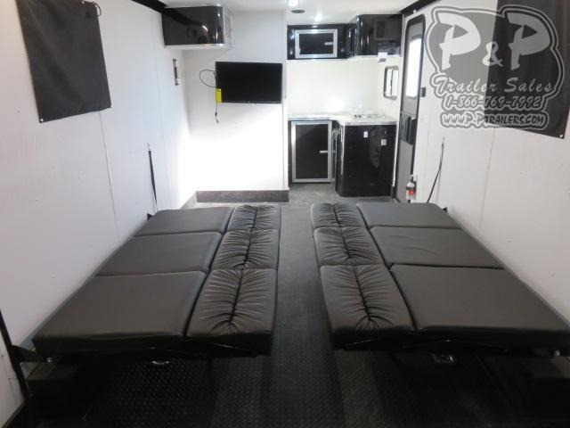 2020 Stealth Trailers Nomad 24FK 26 ' Toy Hauler RV