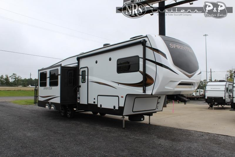 2022 Keystone RV Sprinter Campfire 32BH 36 ' Fifth Wheel Campers RV