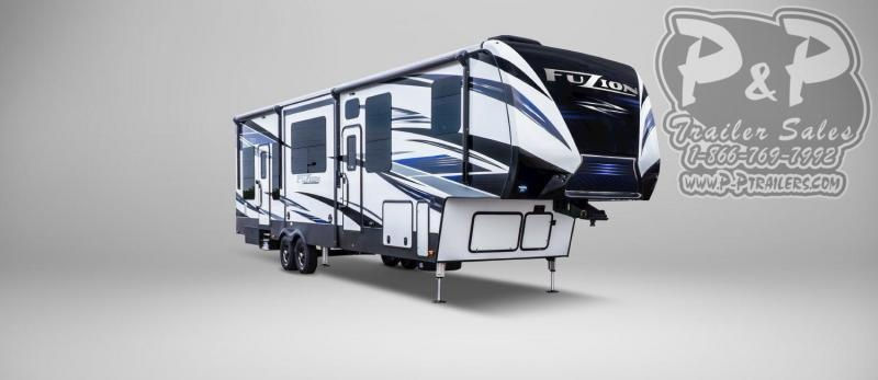 2020 Keystone Fuzion 410 TOY HAULER 43.58 ft Toy Hauler RV