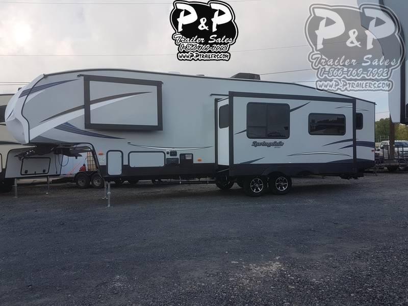 2021 Keystone RV Springdale 300FWBH Fifth Wheel Campers RV