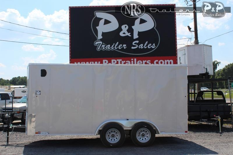 2021 Carry-On 7X16CGRBN7K 16 ' Enclosed Cargo Trailer