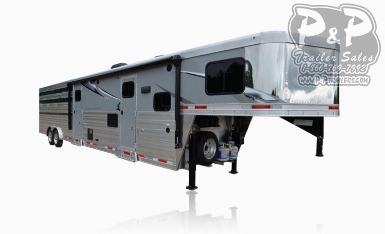 2021 Lakota Charger LE81611 Livestock Trailer LQ