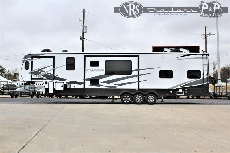 2021 Keystone RV Impact 415 45 ' Toy Hauler RV