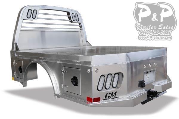 CM AL SK Aluminum Skirted Truck Bed