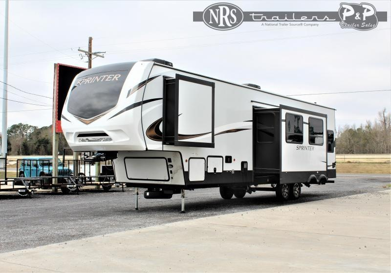 2021 Keystone RV Sprinter 35BH 40 ' Fifth Wheel Campers RV