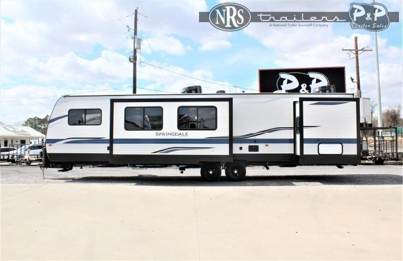2021 Keystone RV Springdale 38FL 467 Travel Trailer RV