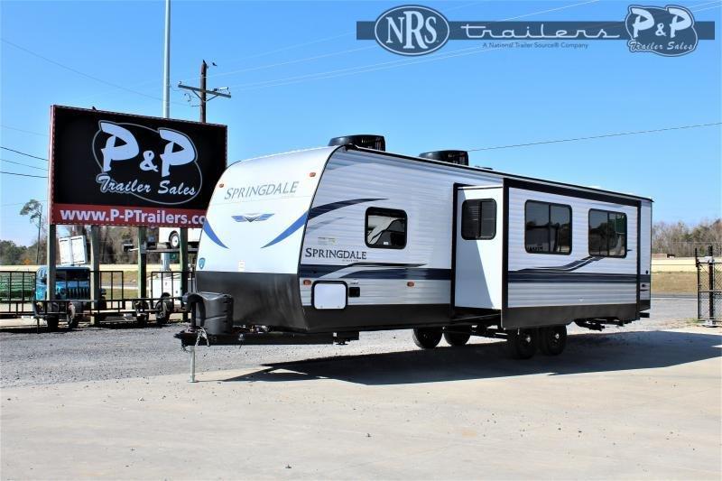 2021 Keystone RV Springdale 280BH Travel Trailer RV