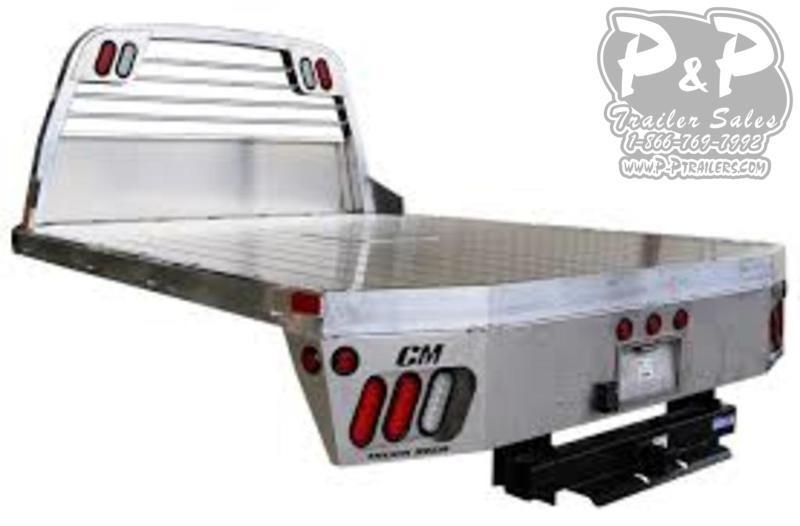 2018 CM ALRD Truck Bed