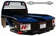 CM ER Steel Skirted Hauler Body 102x97x58 Truck Bed