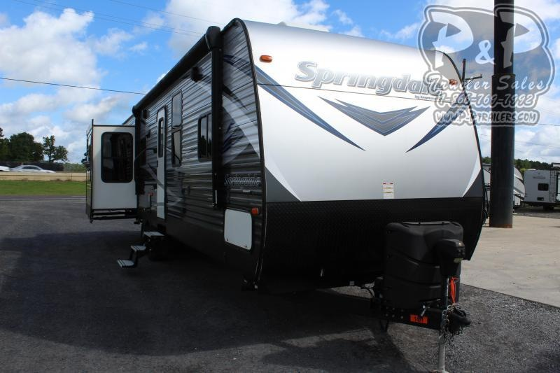 2018 Keystone RV Springdale 311RE Travel Trailer RV