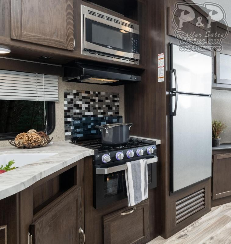 2020 Keystone Springdale 300FWBH 34.83 ft Fifth Wheel Campers RV