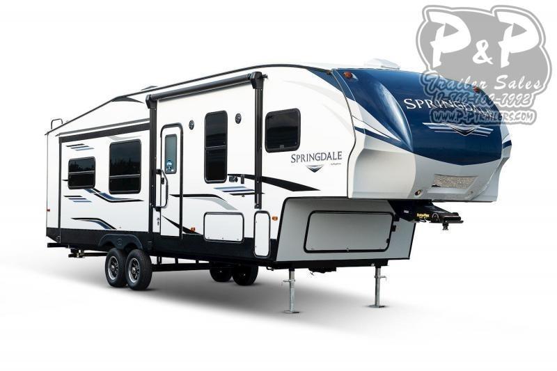 "2021 Keystone RV Springdale 300FWBH 418 "" Fifth Wheel Campers RV"