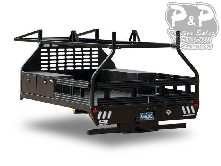 CM CB Contractor Body Truck Bed