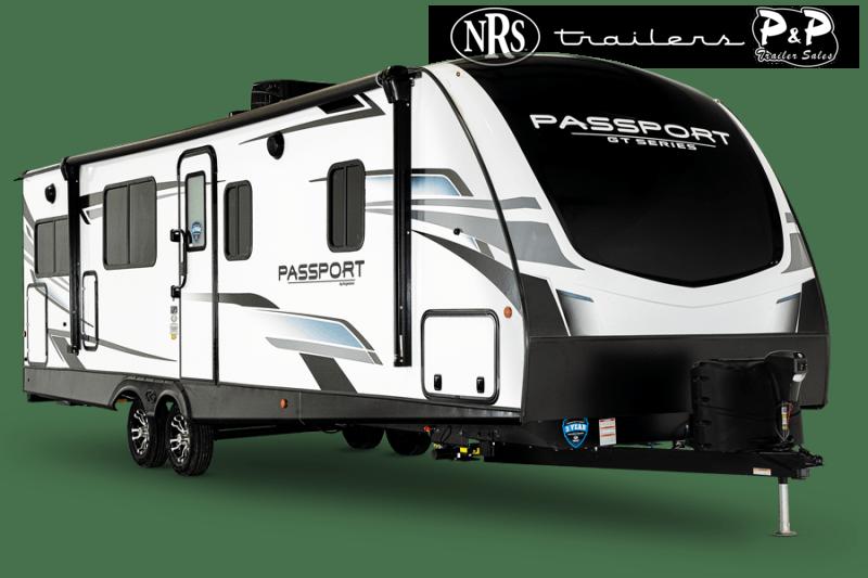 2022 Keystone RV Passport GT 3352BH 37 ' Travel Trailer RV