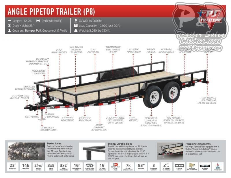 Pj Trailers Wiring Diagram from dealer-cdn.com