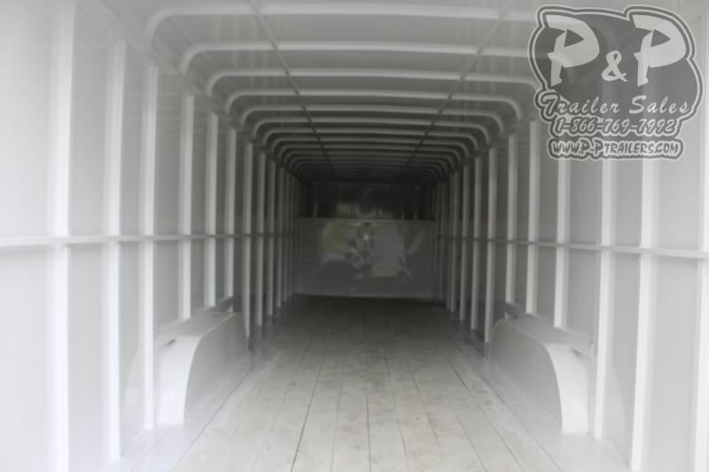 2020 W-W Trailer CH28X8 28 ft Enclosed Cargo Trailer