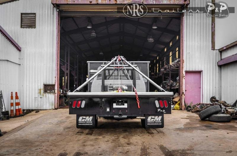 CM GP Steel Gin Pole Truck Bed