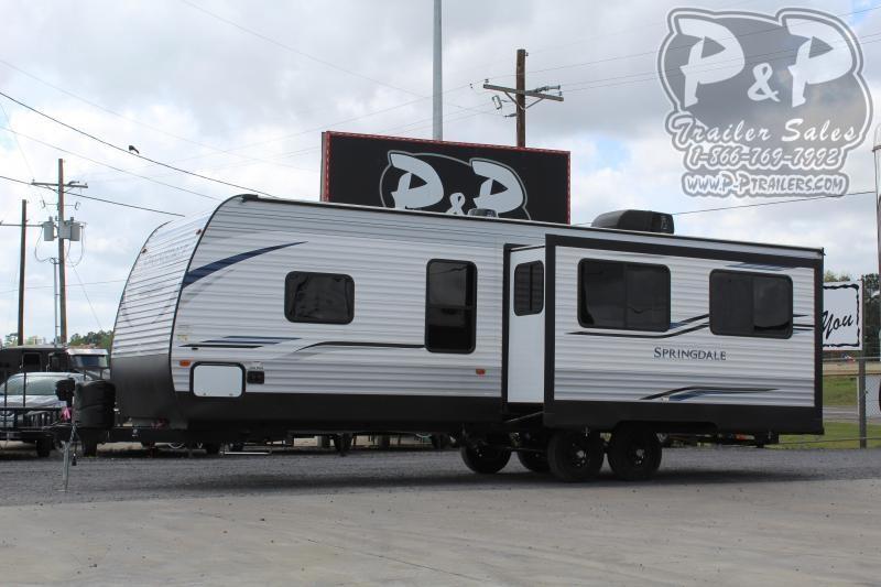 2021 Keystone RV Springdale 271RL Travel Trailer RV