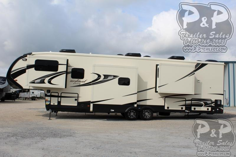 2020 Forest River Cardinal Luxury 3700FLX 41.04 ft Fifth Wheel Campers RV